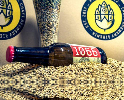 Polegnuta boca pive 1066