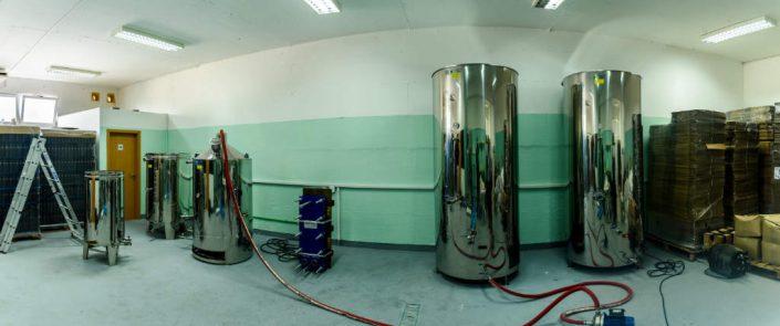 Pivovara 022 pogon